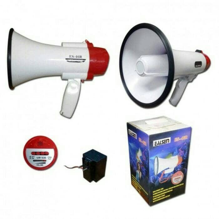 harga Toa megaphone pengeras suara ealsem es-46r Tokopedia.com