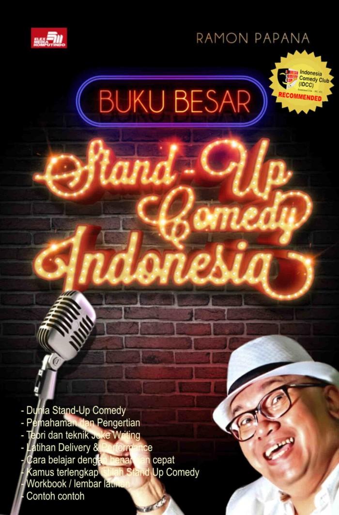 harga Buku besar stand-up comedy indonesia - ramon papana Tokopedia.com