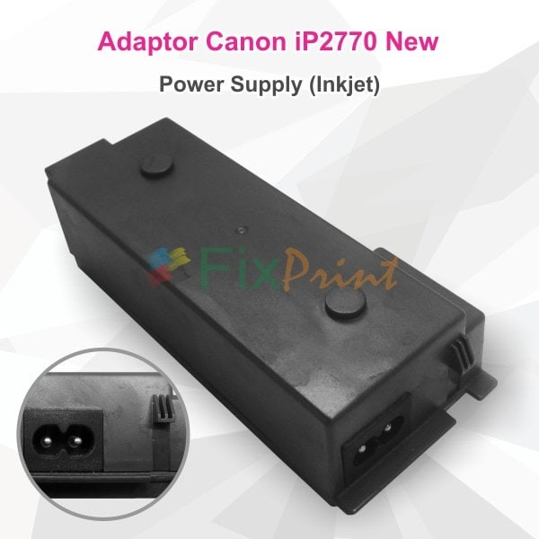 harga Adaptor printer canon ip2770 mp287 mp237 new power supply 2770 287 Tokopedia.com