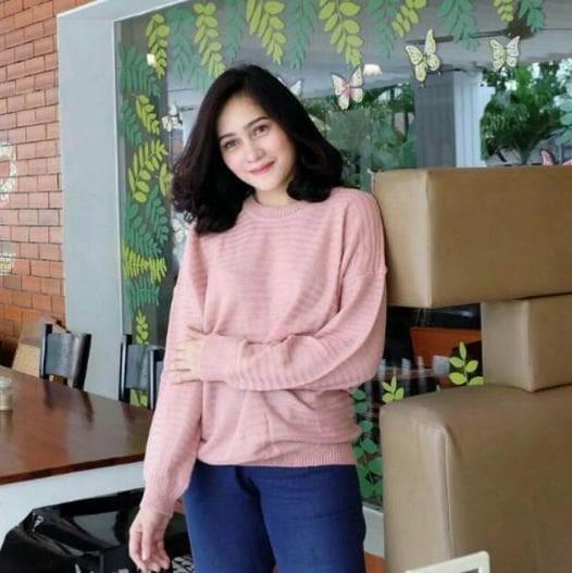 Jual Baju Wanita Muslim Tunik Casual Baju Kerja Wanita Bumble Pink Dusty Kab Bandung Redsquare Tokopedia