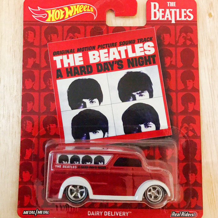 harga Hot wheels the beatles dairy delivery Tokopedia.com