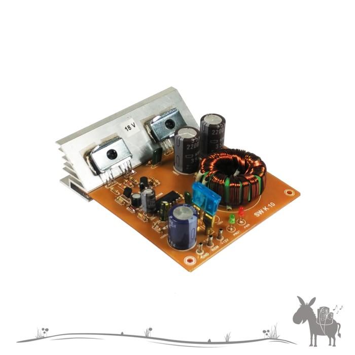 harga Kit inverter 18v 7a - output 18v gnd 18 Tokopedia.com