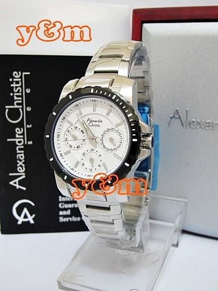 harga Alexandre christie ac-6141bf-wh Tokopedia.com