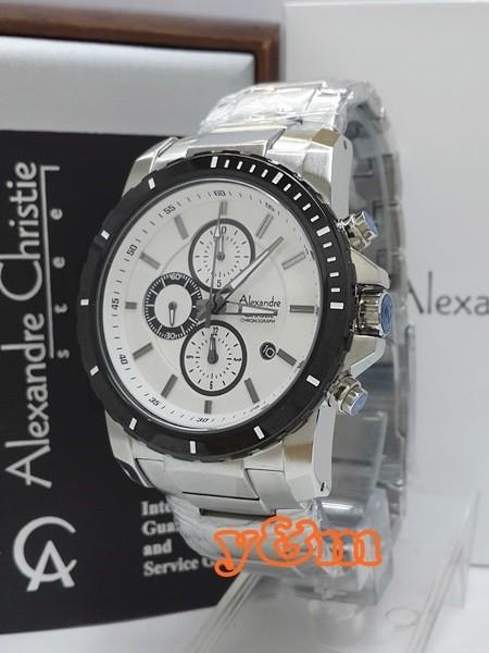 harga Alexandre christie ac-6141mc-wh Tokopedia.com