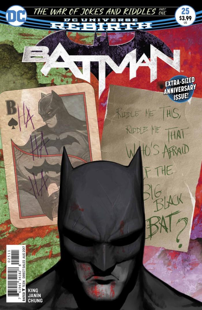 harga Dc comics : batman # 25 august 2017 Tokopedia.com
