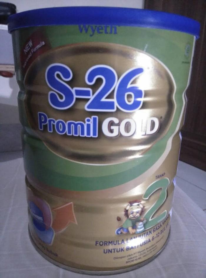 harga Susu S26 Promil Gold Tahap 2 Vanila Tokopedia.com