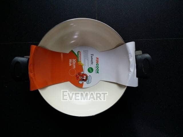 harga Fincook ceramic wok uk 30 cm Tokopedia.com