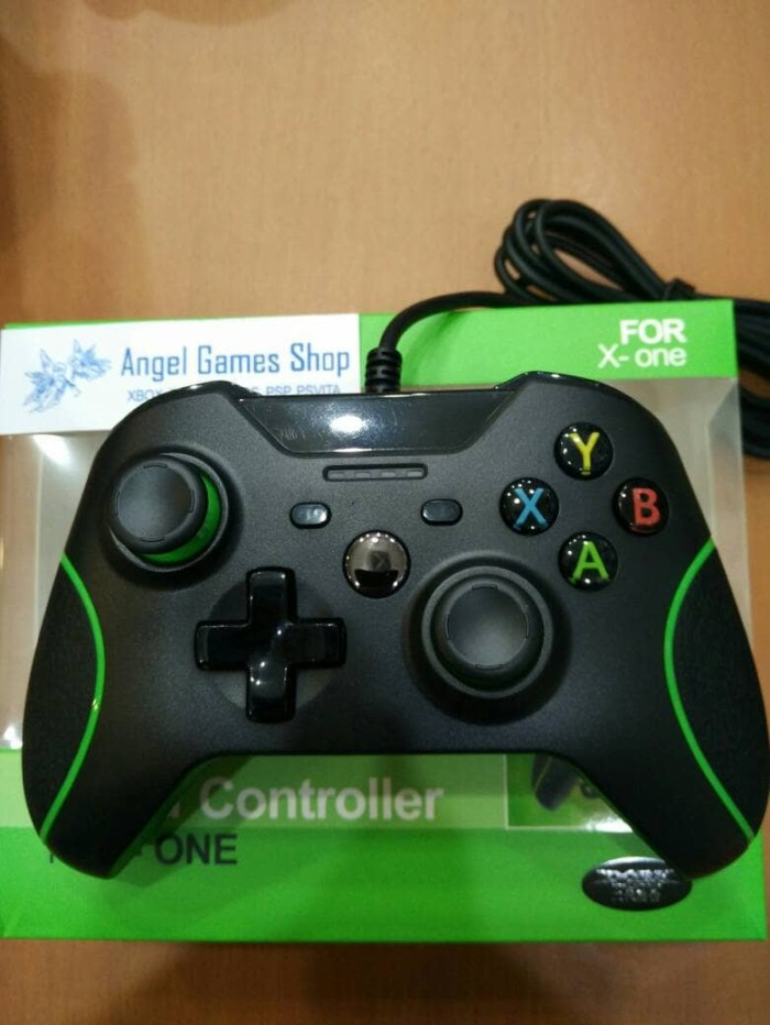 harga Stik xbox one kabel wired for xbox one and pc Tokopedia.com