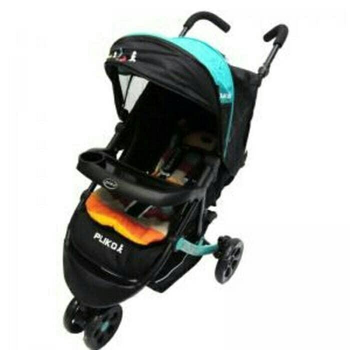 harga Stroller pliko milano 568 stoller roda 3 Tokopedia.com