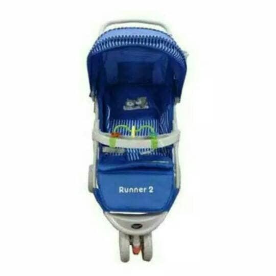 harga Stroller creativ runner 2 dorongan bayi roda3 Tokopedia.com