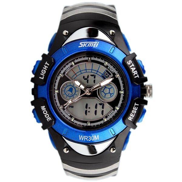 Skmei jam tangan anak dewasa cewek - ad0998 ad 0998 - dark blue