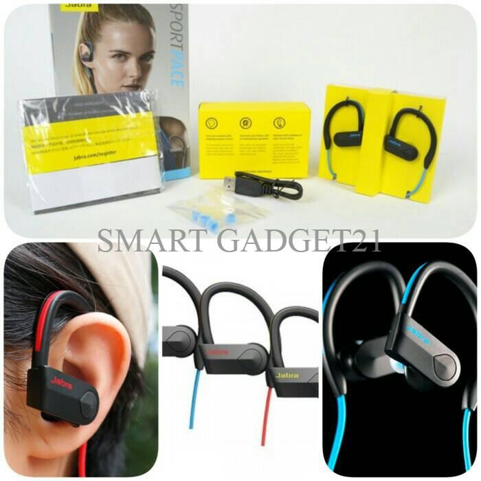 harga Stereo bluetooth hf headset handsfree jabra sport pace wireless baru Tokopedia.com