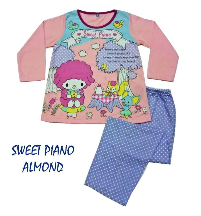 ... Polos Biru S Cek Harga Source · Universal Baby Candy Tee. Source · SWEET PIANO ALMOND Baju tidur/piyama anak Cewek Produksi Anne Claire