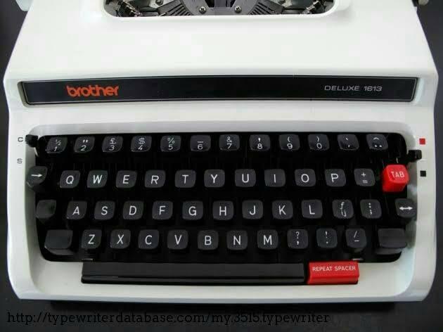 harga Brother deluxe 1613 mesin ketik/tik manual 13  inc japan made product Tokopedia.com