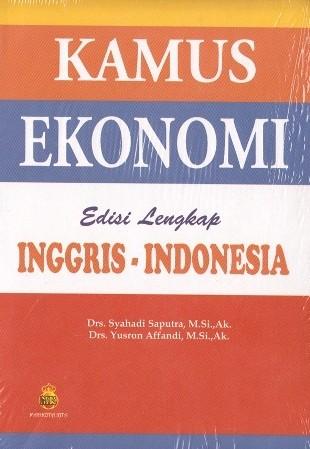 harga Kamus ekonomi edisi lengkap inggris-indonesia Tokopedia.com