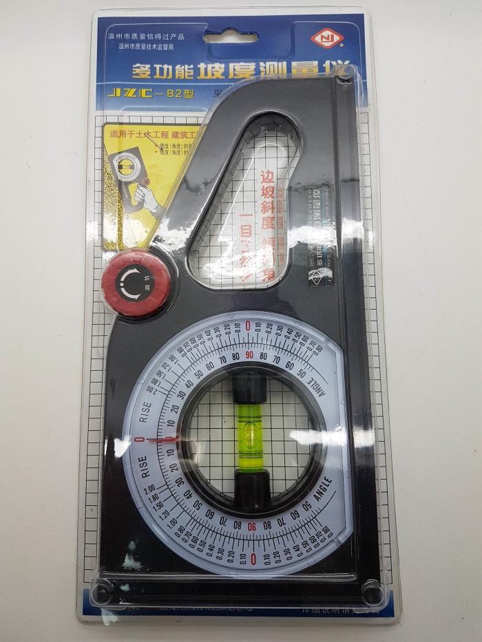 harga Rotary angle meter with water pass / busur derajat Tokopedia.com