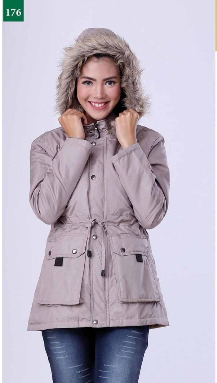 harga Branded.. jaket wanita hoodies parka - jaket gunung cewek outdoors gf Tokopedia.com