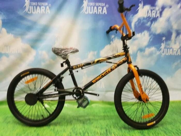 harga Sepeda bmx wimcycle blade dragon rotor 20 inci freestyle Tokopedia.com