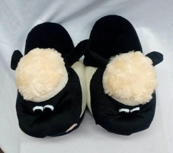 harga Sandal boneka sandal rumah sandal tidur timbul shaun the sheep Tokopedia.com