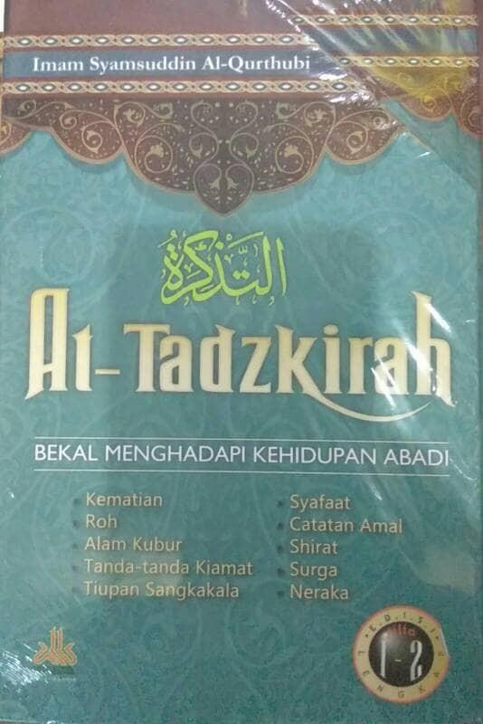 harga At-tadzkirah jilid 1 dan 2 Tokopedia.com