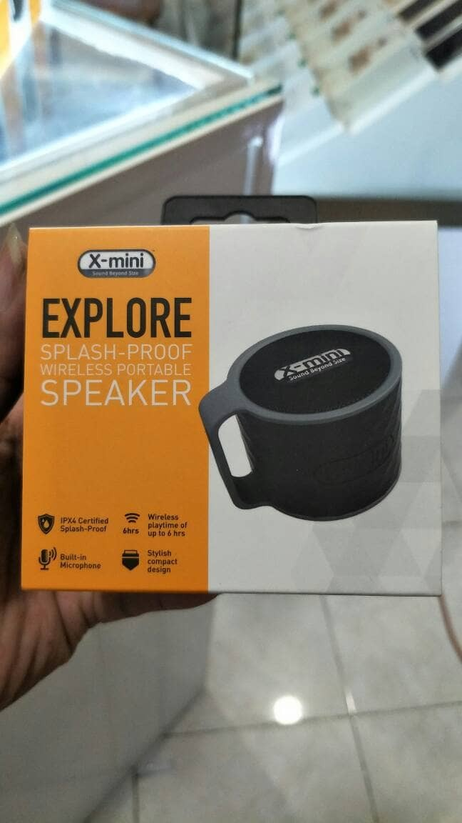 harga Mini speaker bluetooth x mini explore Tokopedia.com