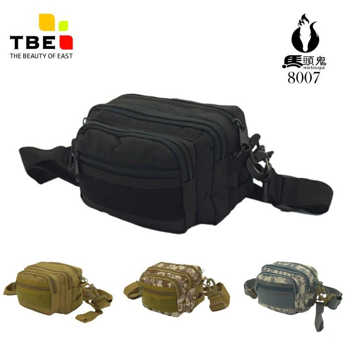 harga Tas selempang 8007 loreng kamuflase / militer sling bag camouflage Tokopedia.com
