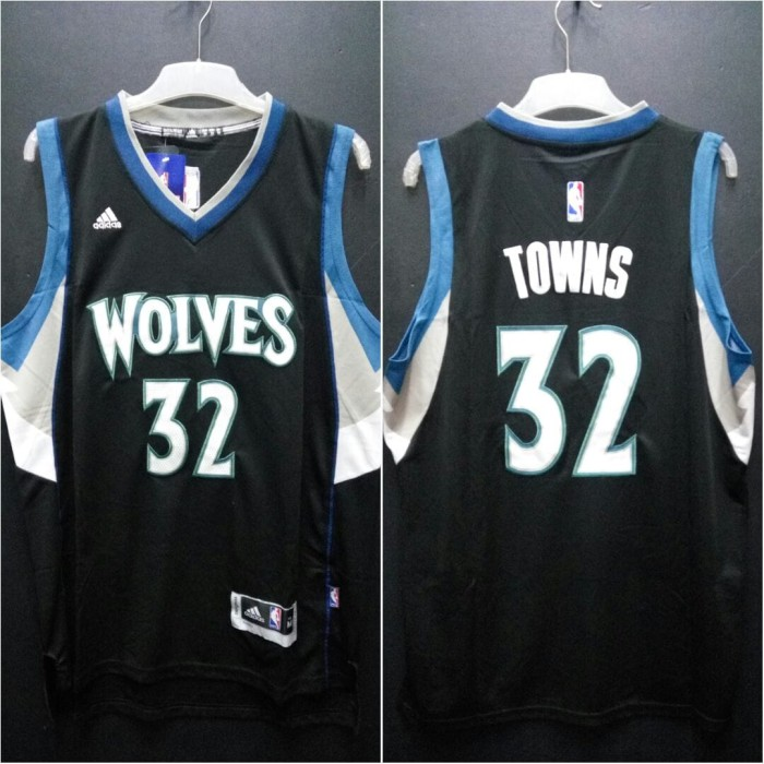 258c53df07af ... reduced jersey baju basket minnesota timberwolves towns 32 6118c e5225