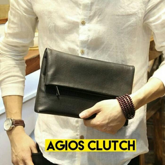 Info Harga Clutch dompet tas Tangan Pria Impor ISHIYA-AGIOS Di ... c9aa97847c