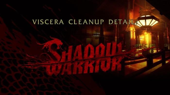Jual Viscera Cleanup Detail: Shadow Warrior (Steam Backup DVD) - Kota  Bandung - Next Level Gaming | Tokopedia