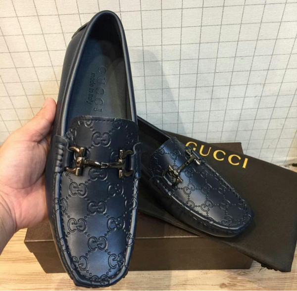 2df74a68810 Jual Sepatu Loafers Gucci Pria   Cowok Import Branded - Kota Bandung ...