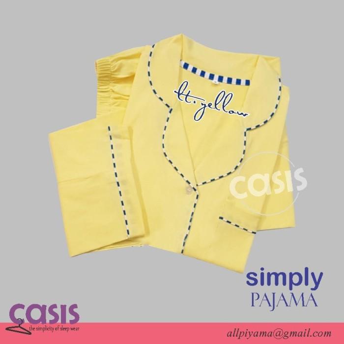 harga Baju tidur piyama wanita simply pajama sl (lgn pendek / cln panjang) Tokopedia.com