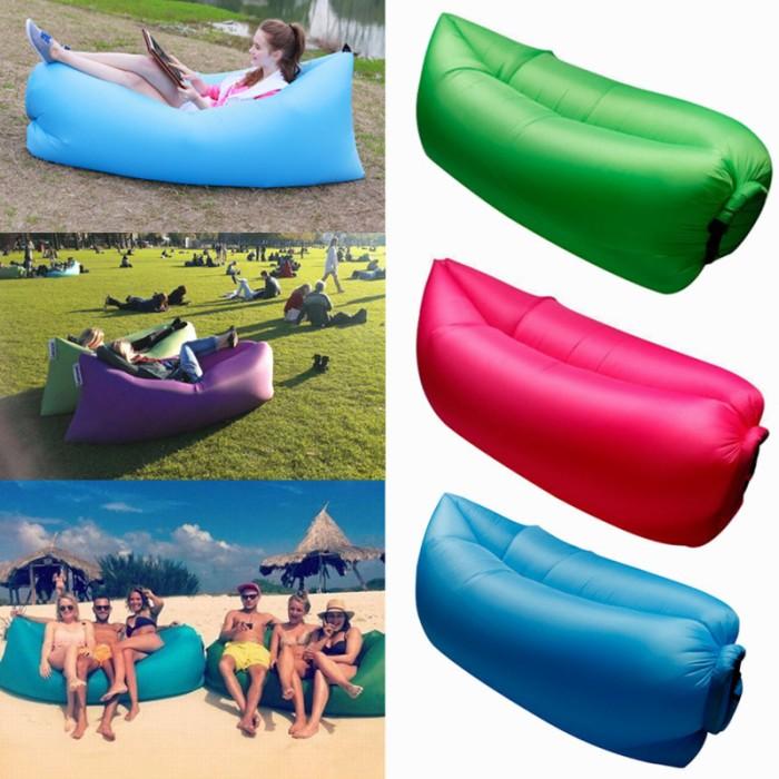 harga Lazy bag air sofa bed Tokopedia.com
