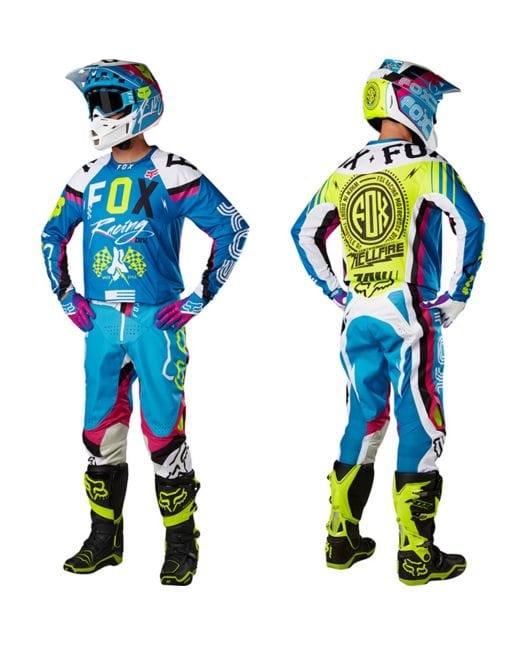 harga Motocross jersey set 016 Tokopedia.com