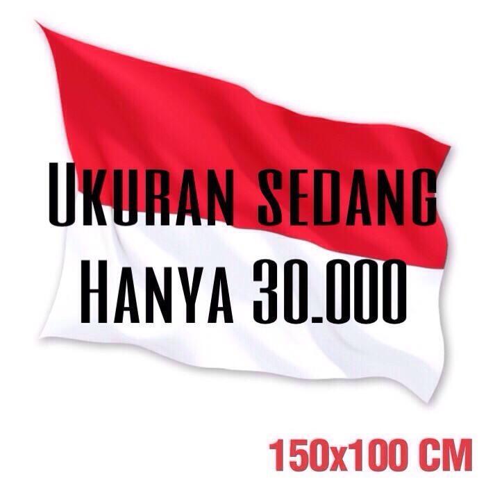 Foto Produk bendera pusaka merah putih dari Bendera Indonesia 45