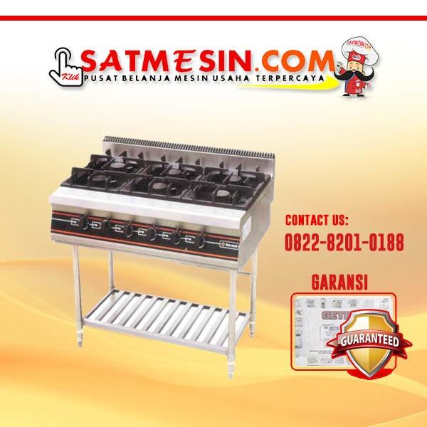 harga Gas open burner w/stand getra rbd-6 Tokopedia.com
