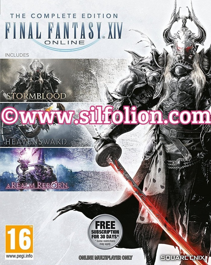 harga Final fantasy xiv complete ff xiv pc (eu) Tokopedia.com