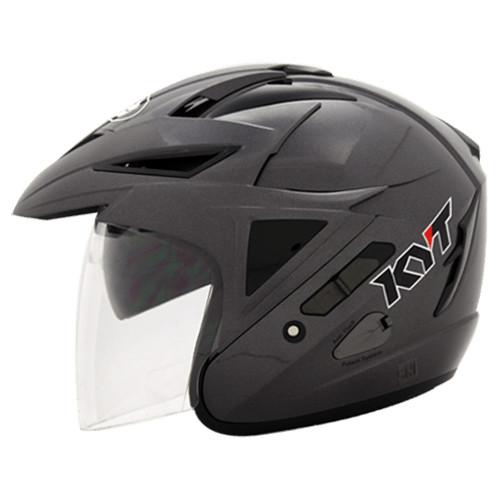 Helm KYT Scorpion King Solid Double Visor