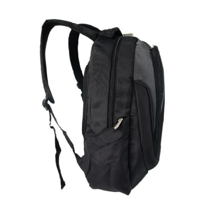 Jack Nicklaus 07306 Backpack - Hitam-Abu-abu