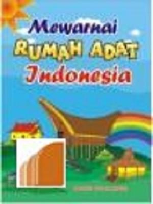 Jual Mewarnai Rumah Adat Indonesia Kota Yogyakarta Sadeyan Buku