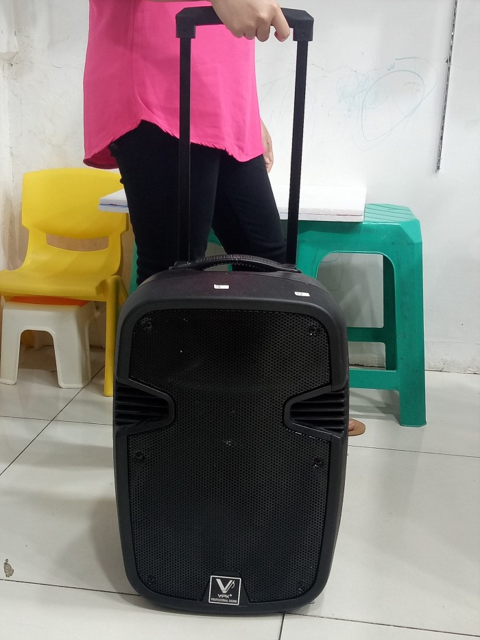 harga Meeting portable wireless pa system dp101se vpk professional sound Tokopedia.com