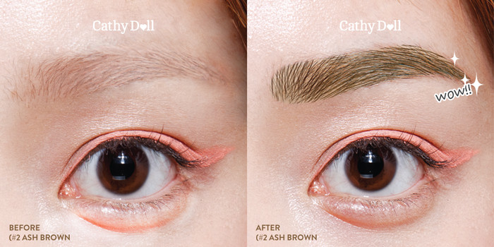 Jual real brow 4d tattoo tint 1g cathy doll ashbrown for Cathy doll real brow 4d tattoo tint