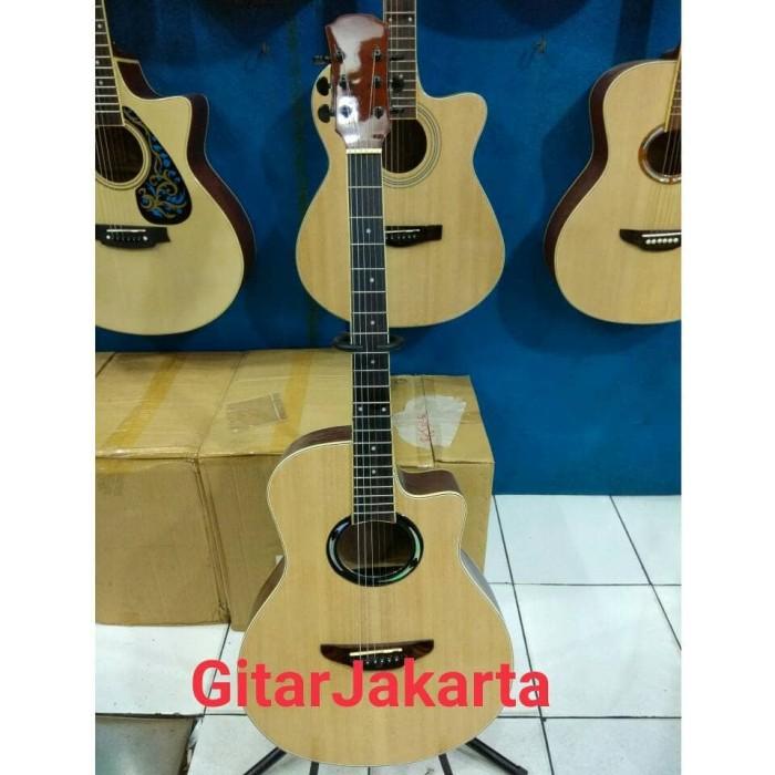 harga Gitar akustik elektrik yamaha natural tipe apx500ii eq murah jakarta Tokopedia.com