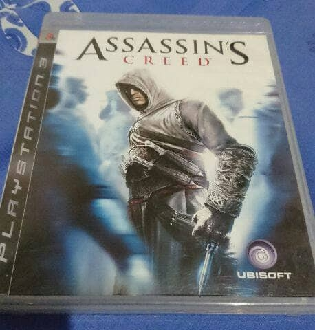 Jual Assassins Creed Games Ps3 Bluray Asli Jakarta Utara