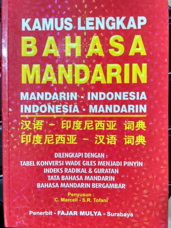 harga Kamus lengkap bahasa mandarin Tokopedia.com