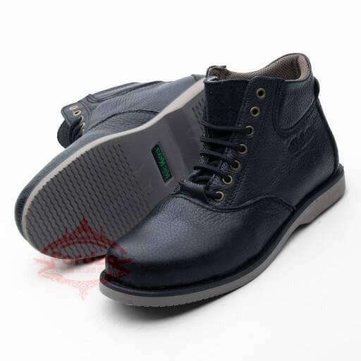 Sepatu boot casual pria untuk touring dan traveling harga murah blc01