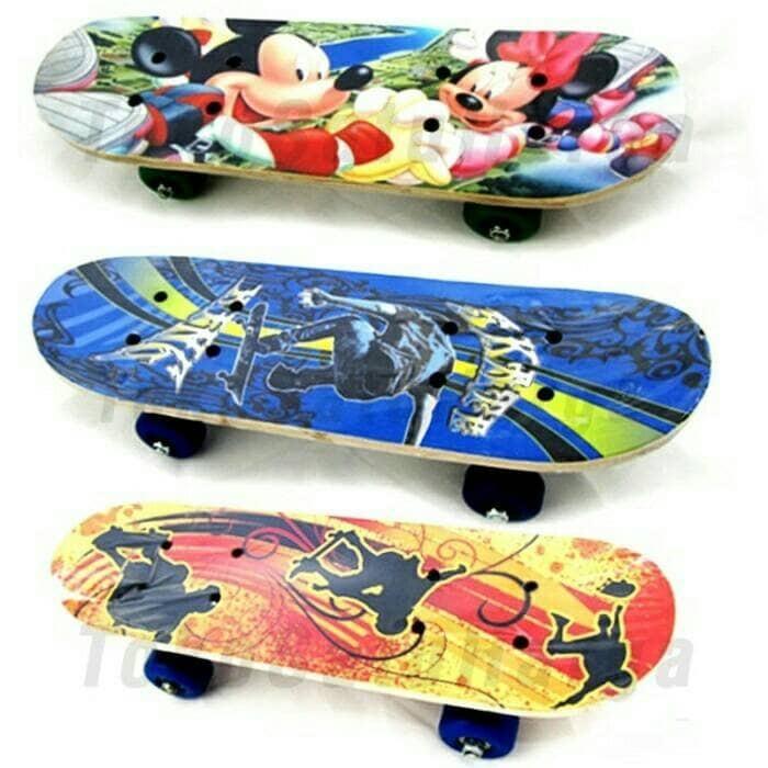 harga Skate board anak / papan seluncur ukuran kecil Tokopedia.com