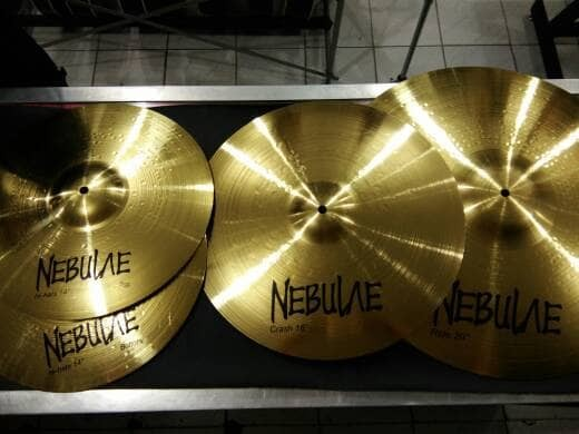 harga Cymbal nebulae set 20  ( 14-16-20 ) Tokopedia.com