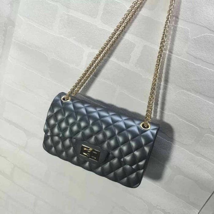 03cbce189e06 Jual Tas Selempang Chanel Sling Bag Jelly 007  - Kota Batam - KUR ...