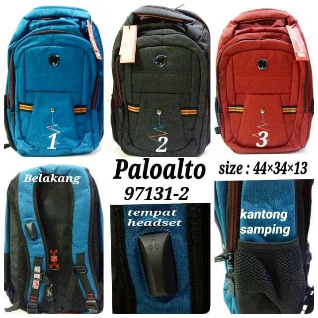 Jual tas ransel paloalto 97131 tas paloalto terbaru ada tempat ... cd522c1c35