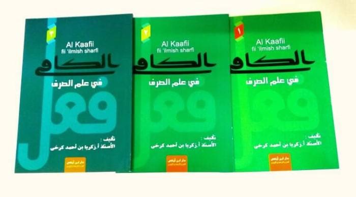 harga Al kaafii fii ilmish sharfi set jilid 1 sd 3 Tokopedia.com